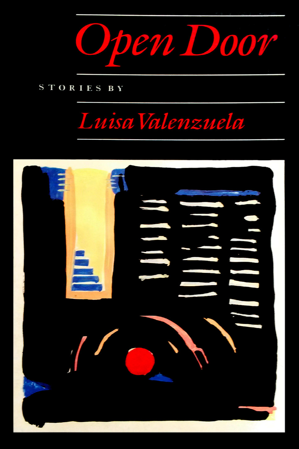 Open Door. Stories by Luisa Valenzuela
