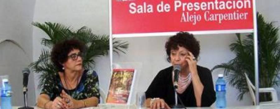 """FILH 2017: presentación de la novela """"La travesía"""""""