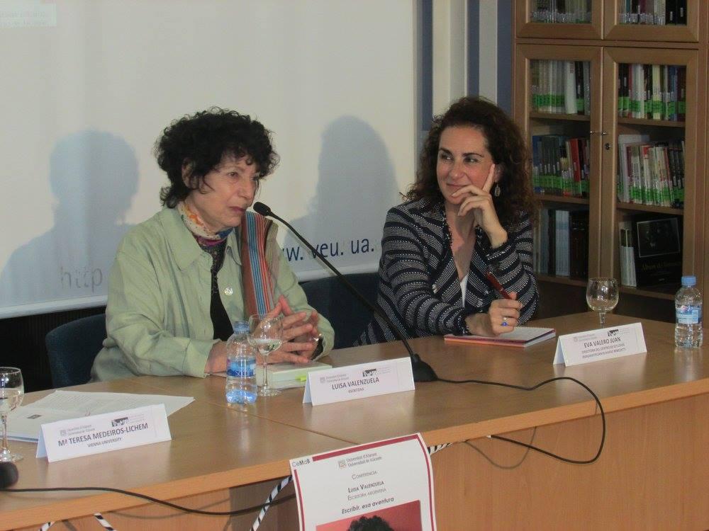 Gira por Europa: imágenes del encuentro en la Universidad de Alicante.