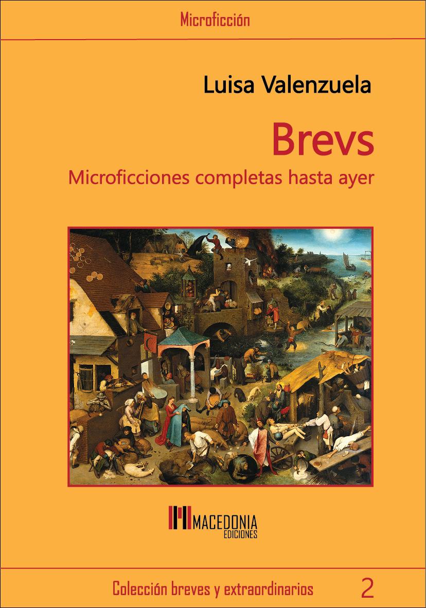 Nuevo libro: Brevs, microficciones completas hasta ayer.