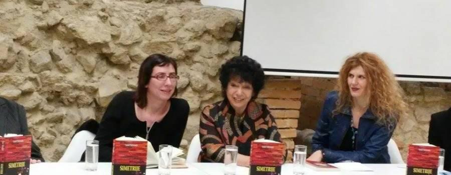 Gira por Europa: imágenes de la presentación en la Biblioteca de la Ciudad de Belgrado