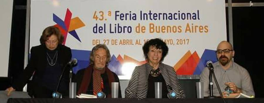 FERIA DEL LIBRO: Jornadas de Microficción