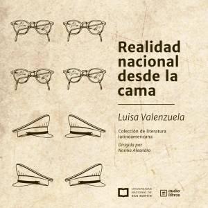 Buenos Aires: UNSAM, 2017. (Audiolibro. Colección de literatura latinoamericana)