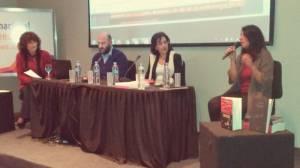 """Bibiana Bernal presenta """"El chiste de Dios y otros cuentos""""."""