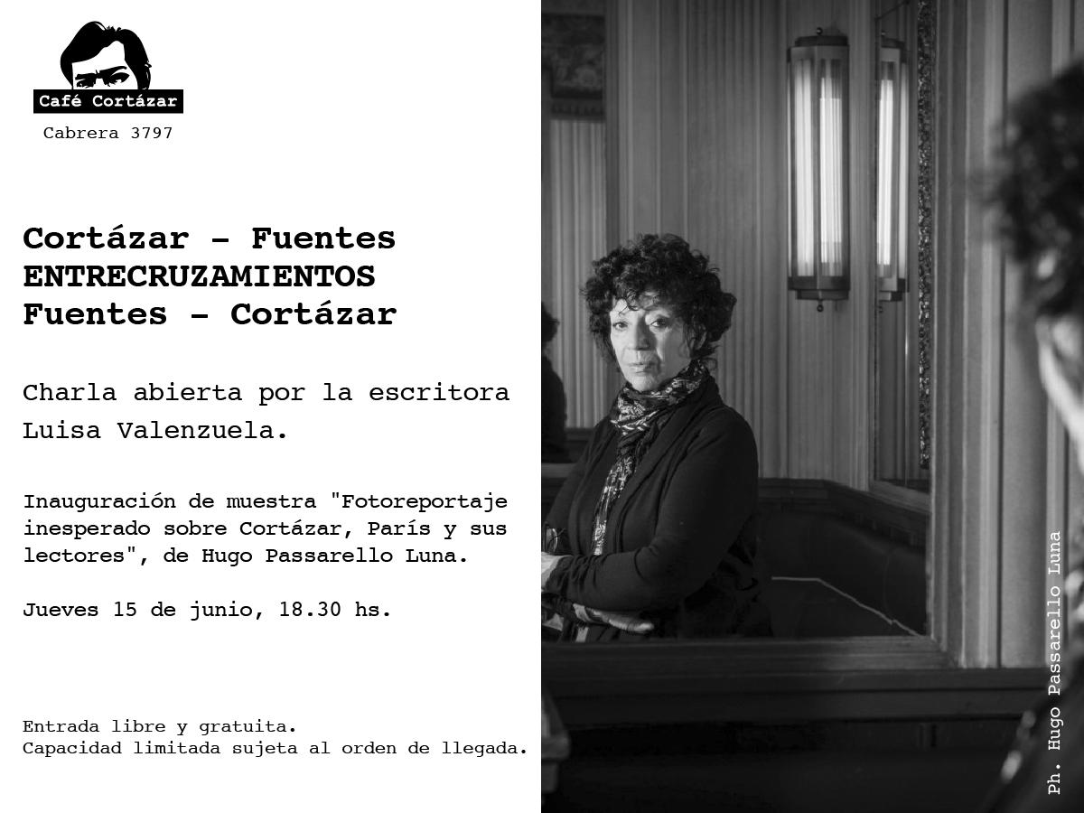 Café Cortázar_Luisa Valenzuela