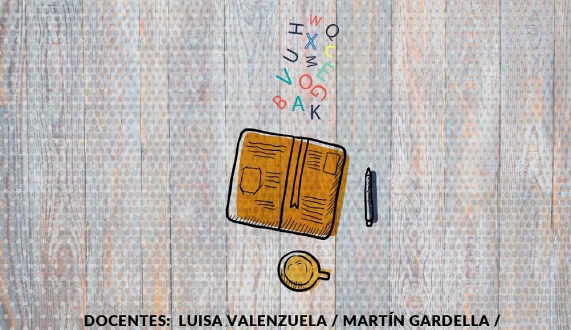 Luisa dictará un Taller de Microrrelatos en la UNSAM