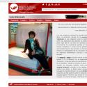 Luisa Valenzuela en la Biblioteca Virtual Cervantes