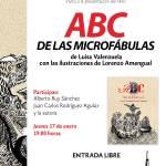 Invitación a presentación en Ciudad de México