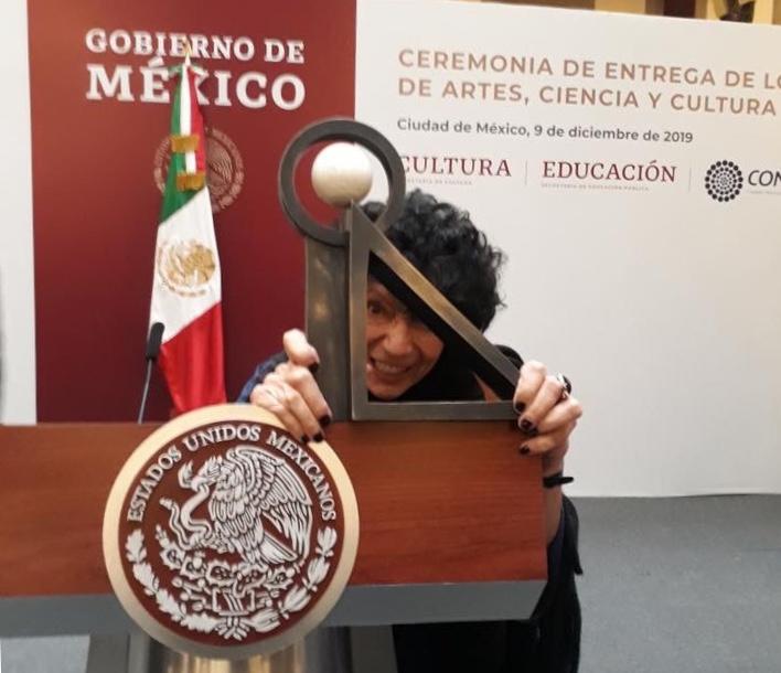 Luisa Valenzuela será la primera mujer en recibir el Premio Internacional Carlos Fuentes