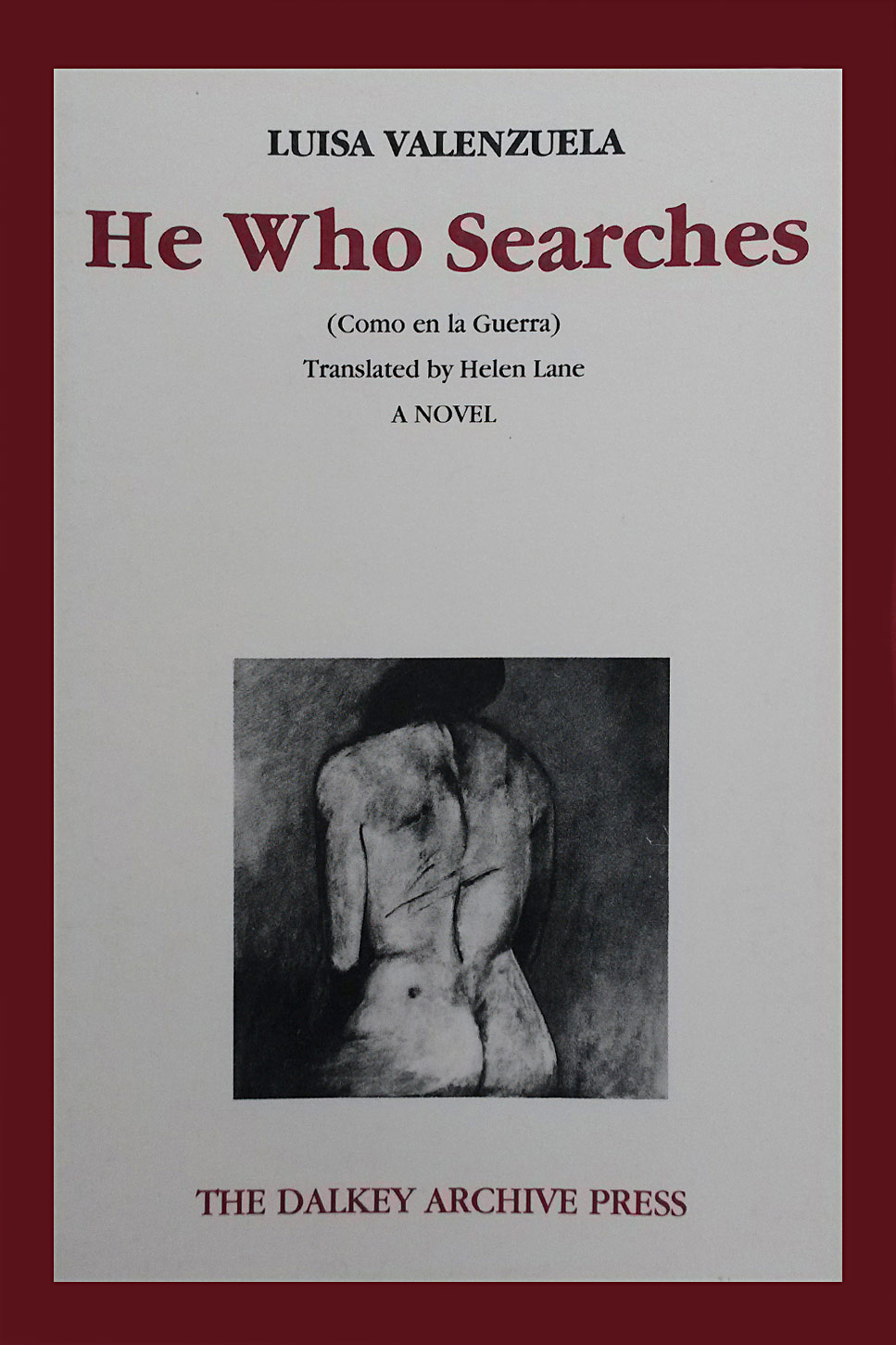He Who Searches