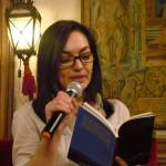Lectura de Claudia Cortalezzi.