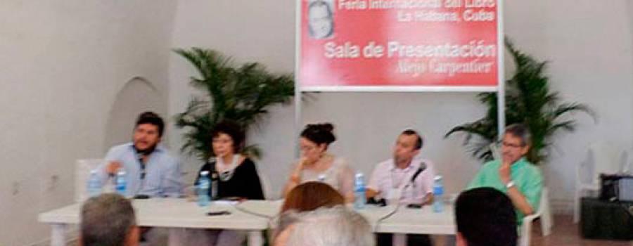 """FILH 2017: panel """"Novela e Historia"""""""