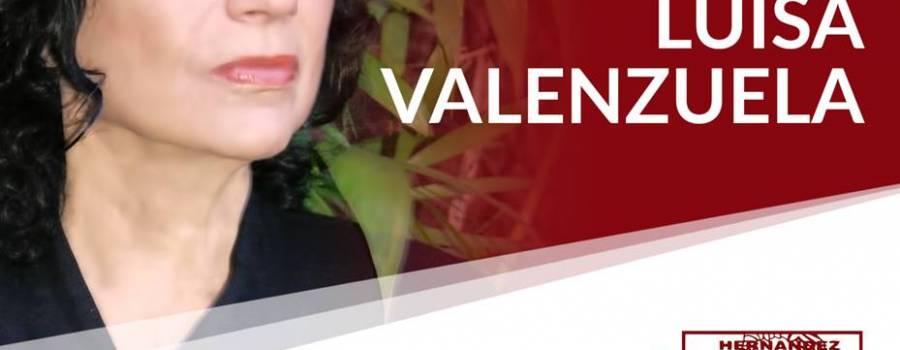 Gran Premio de Honor de la SADE para Luisa Valenzuela