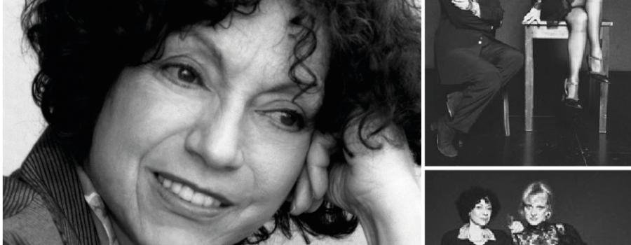 Una noche de novela con Luisa Valenzuela