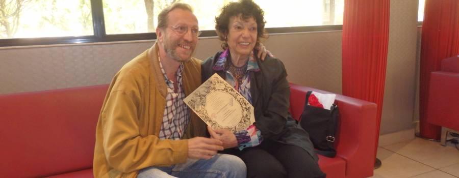 Gira por Europa: Cooptación de Luisa por el Institutum Pataphysicum Granatesis