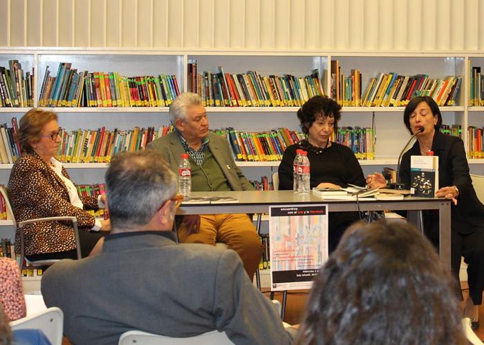 Gira por Europa: imágenes del encuentro en la Biblioteca Pública de Sevilla