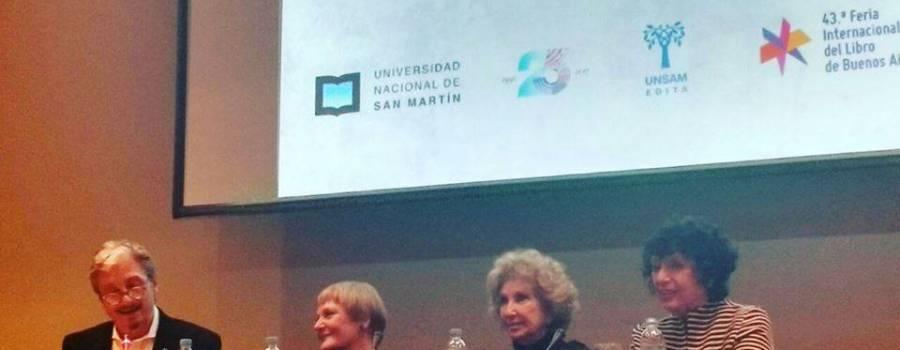 """FERIA DEL LIBRO: Presentación del audiolibro de """"Realidad nacional desde la cama""""."""