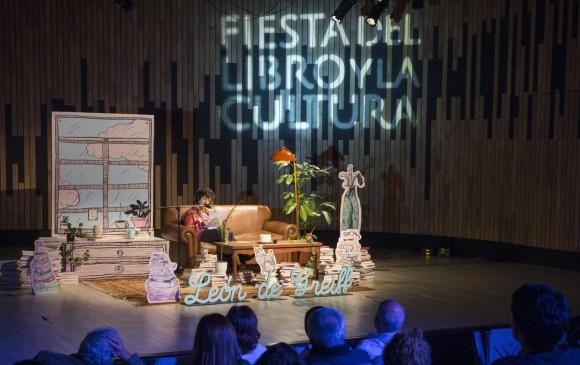 Fiesta del Libro y la Cultura.