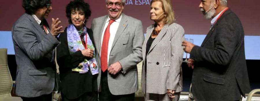 Luisa en el XVI Congreso de la Asale