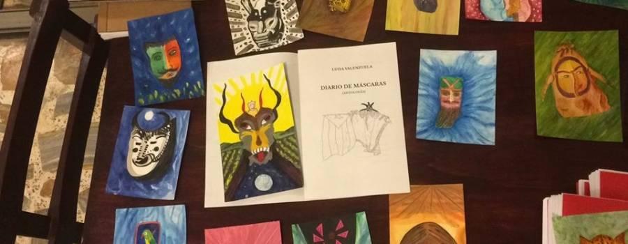 """Presentación de """"Diario de Máscaras"""" en México"""